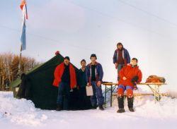 Novoletni pohod na Bevkov vrh